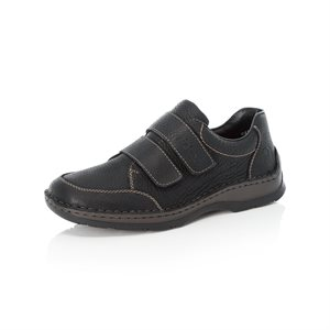 Black Velcro Shoe 05350-00