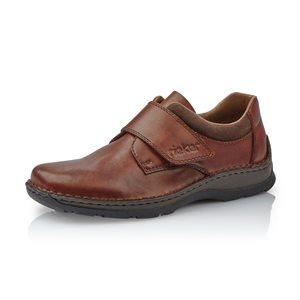 Brown Velcro Shoe 05359-24