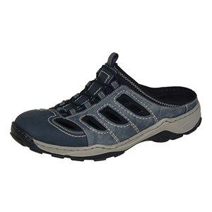 Blue Slip on Sport Shoes 08096-16