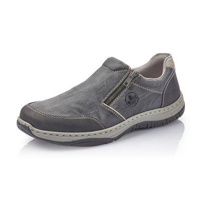 Black Sport Loafer 16361-00