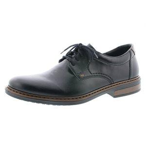 Black Lace Shoe