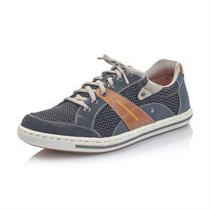 Blue Laced Shoe 19030-15