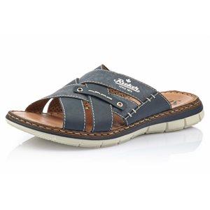 Blue Slip on Sandal 25199-14