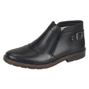 Black Winter Boot