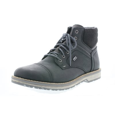 Black Lace Winter Boots 39241-00