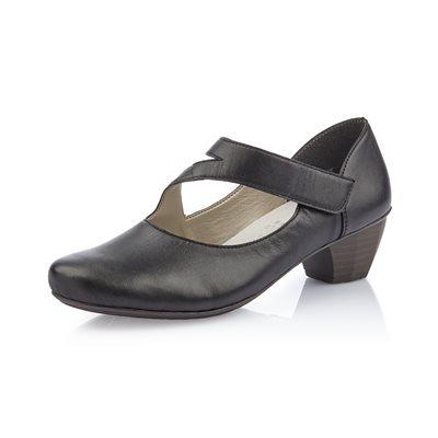 Black Heel Mary Jane 41793-00