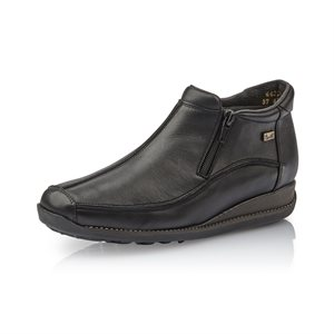 Black Waterproof Winter Boot 44252-01