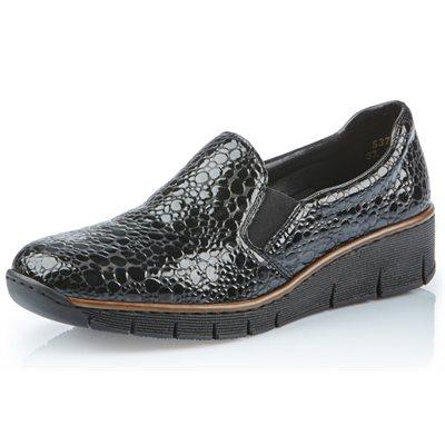 Black loafer 53766-45