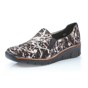 Black Multicolor loafer 53766-90
