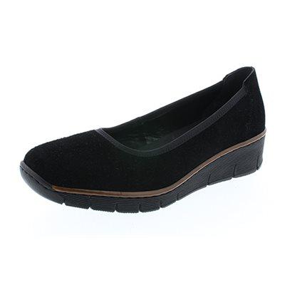 Black loafer 53770-00