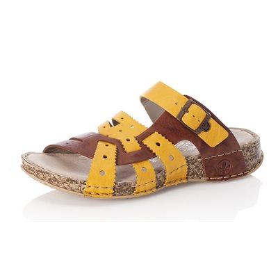 Yellow Slipper Sandal 61185-68