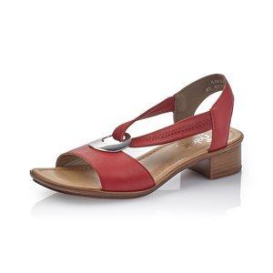 Red Sandal 62662-33
