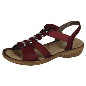 Red Sandal 62850-35