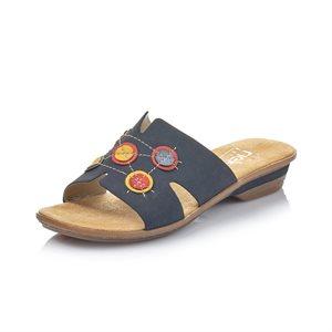 Blue / Multi Slipper Sandal 634A0-14