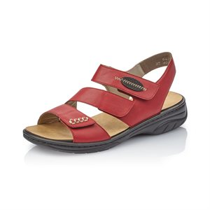 Red Sandal 64573-33