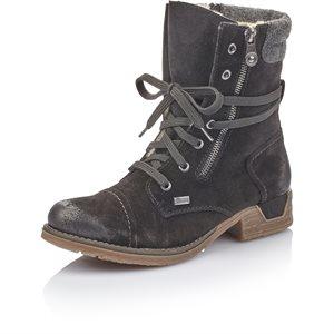 Black Winter Bootie 79633-00