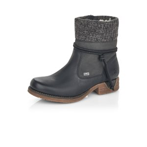 Black Waterproof Winter Boot 79688-00