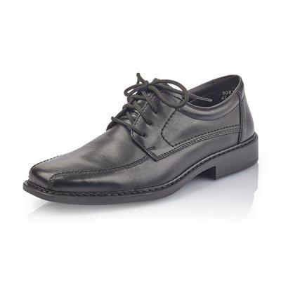 Black Lace Shoes B0812-00