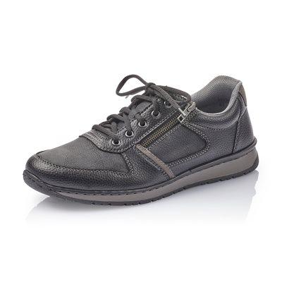 Black Lace Shoe B5124-00