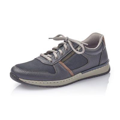 Blue Lace Shoe B5124-14