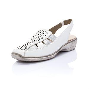 Sandale, Blanche D1609-80