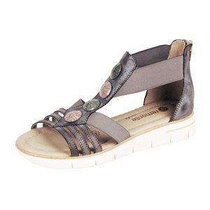 Sandale Gladiateur, Grise D3953-25