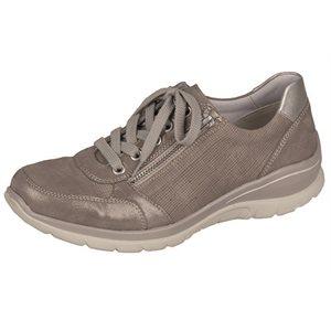 Grey Sport Lace Shoes D5304-42