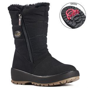 Black Winter Boot Grace