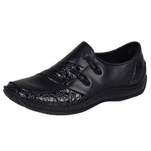 Black Loafer L1762-48