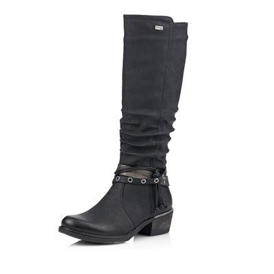 Black Winter Boot R1170-01