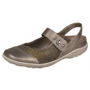 Metallic Orthotic Friendly Shoes R1738-90