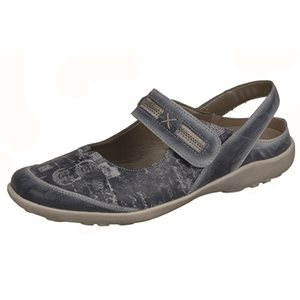 Bleu Orthotic Friendly Shoes