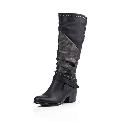 Black Boot R1874-02