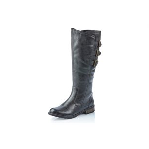 Black Winter Boot R3370-01