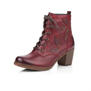 Red Heel Bootie R4670-35