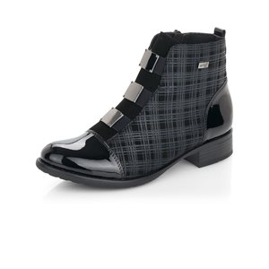 Black Bootie R6444-02