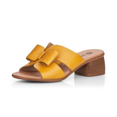 Yellow Slipper Sandal R8759-68