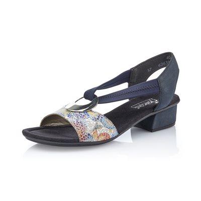 Blue Sandal V6263-90