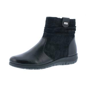 Black Winter Bootie X0181-00