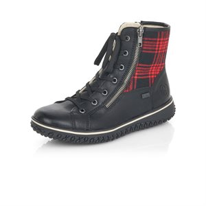 Black Waterproof Winter Boot Z4210-00