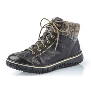 Black Winter Boothies Z4243-00