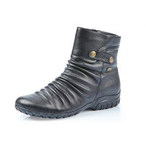 Black Winter Boot Z4652-00
